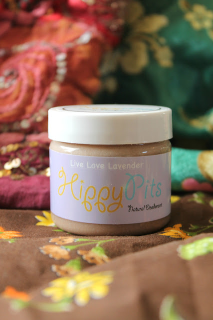 Hippy Pits Natural Deodorant Review. hippy pits ingredients hippie pits deodorant natural deodorant Vegan deodorant Organic Deodorant aluminum free deodorant 2016