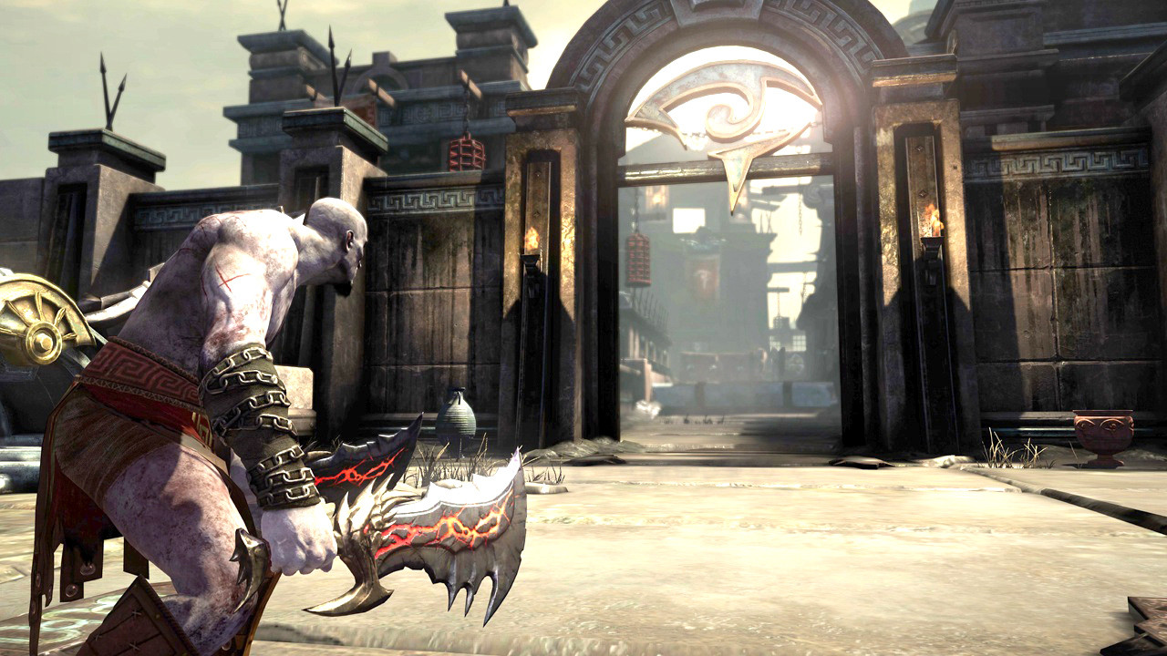 God of war download pc torrent emuled fix razor-games razor-games.