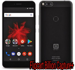 Flipcart Billion Capture+ Full Specifications And Price In India