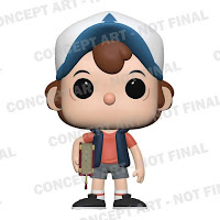 Pop! Disney: Gravity Falls - Dipper Pines