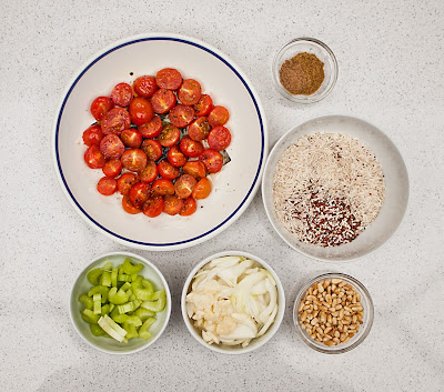 Roasted Tomato Quinoa
