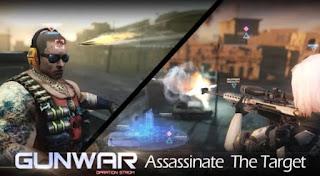 Gun War Swat Terrorist Strike Mod Apk Unlimited Money