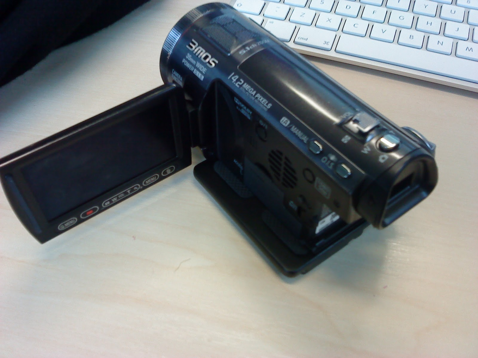 Cagla Dogan: Camera angles, equipment and Adobe premiere