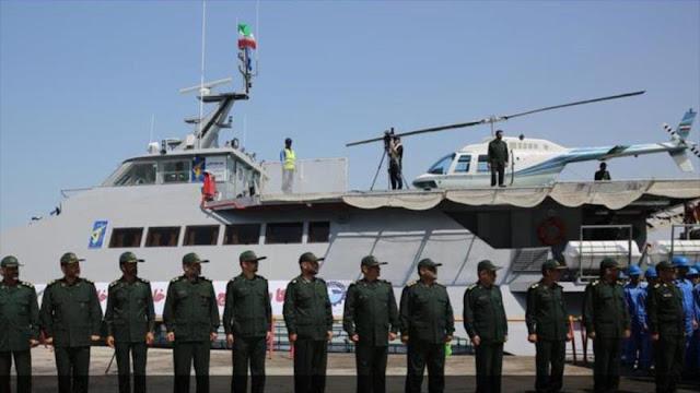 Israel alarmado por una posible base naval iraní en Siria