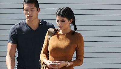 Tim Chung, pengawal Kylie Jenner yang ganteng