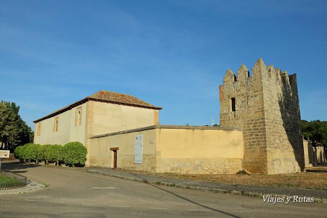 Palacio de Pedro I y Torreón de la muralla de Astudillo