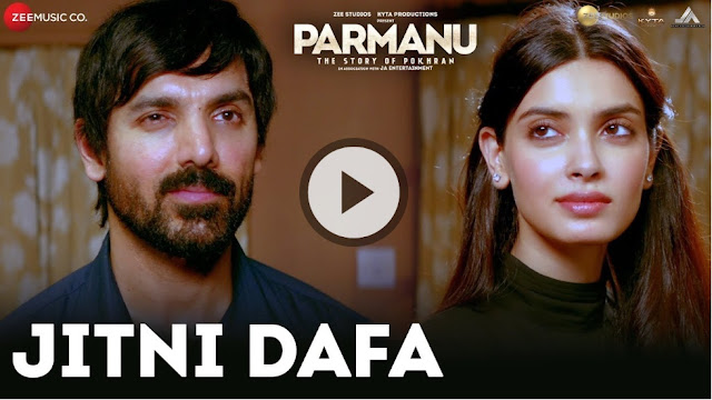 JITNI DAFA LYRICS – Parmanu | Yasser Desai