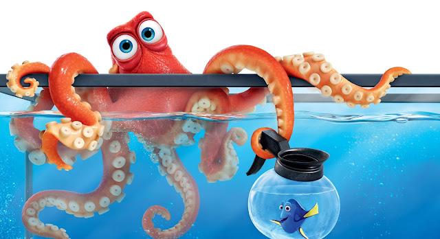 """""""Procurando Dory"""", da Disney*Pixar, se torna a maior estreia de uma animação no país"""