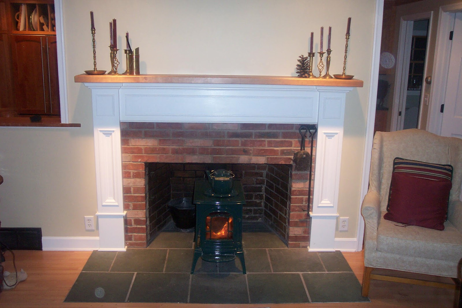 Mantel Kits For Brick Fireplace Brick Laminate Picture Brick Fireplace Surrounds