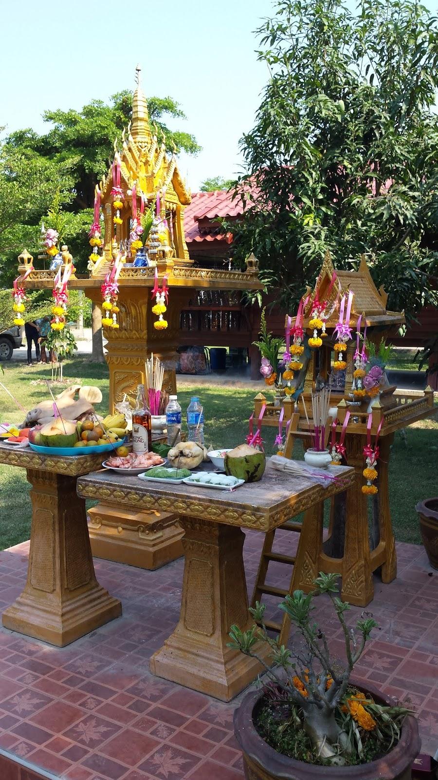 Mein Leben in Thailand