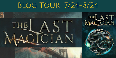 Blog Tour and Giveaway: The Last Magician by Lisa Maxwell