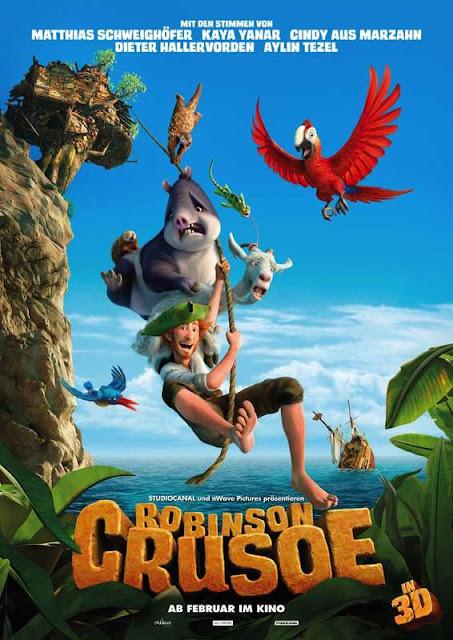 Robinson Crusoe (2016) ΜΕΤΑΓΛΩΤΙΣΜΕΝΟ ταινιες online seires xrysoi greek subs