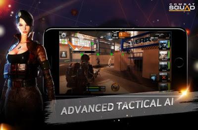 Game Combat Squad MOD APK Android v0.4.12