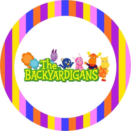 Imprimibles De Backyardigans 5 Ideas Y Material Gratis