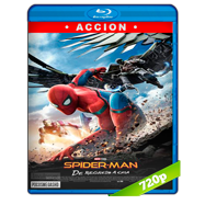 Spider-Man: De regreso a casa (2017) BRRip 720p Audio Dual Latino-Ingles