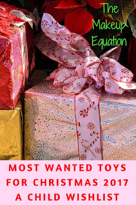 A child wishlist of the most wanted, top favorite toys for Christmas 2017. Shop early to avoid high prices and sold out items.
