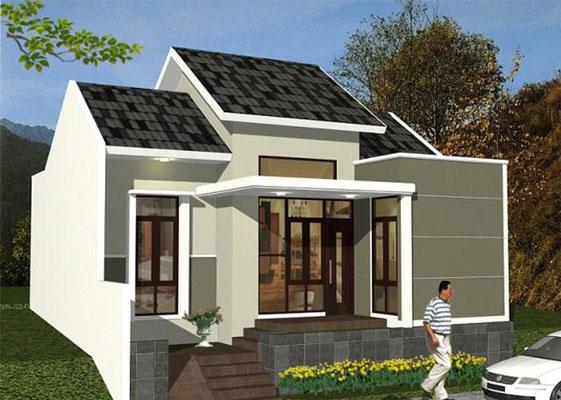 Desain Model Rumah Minimalis Tipe 60