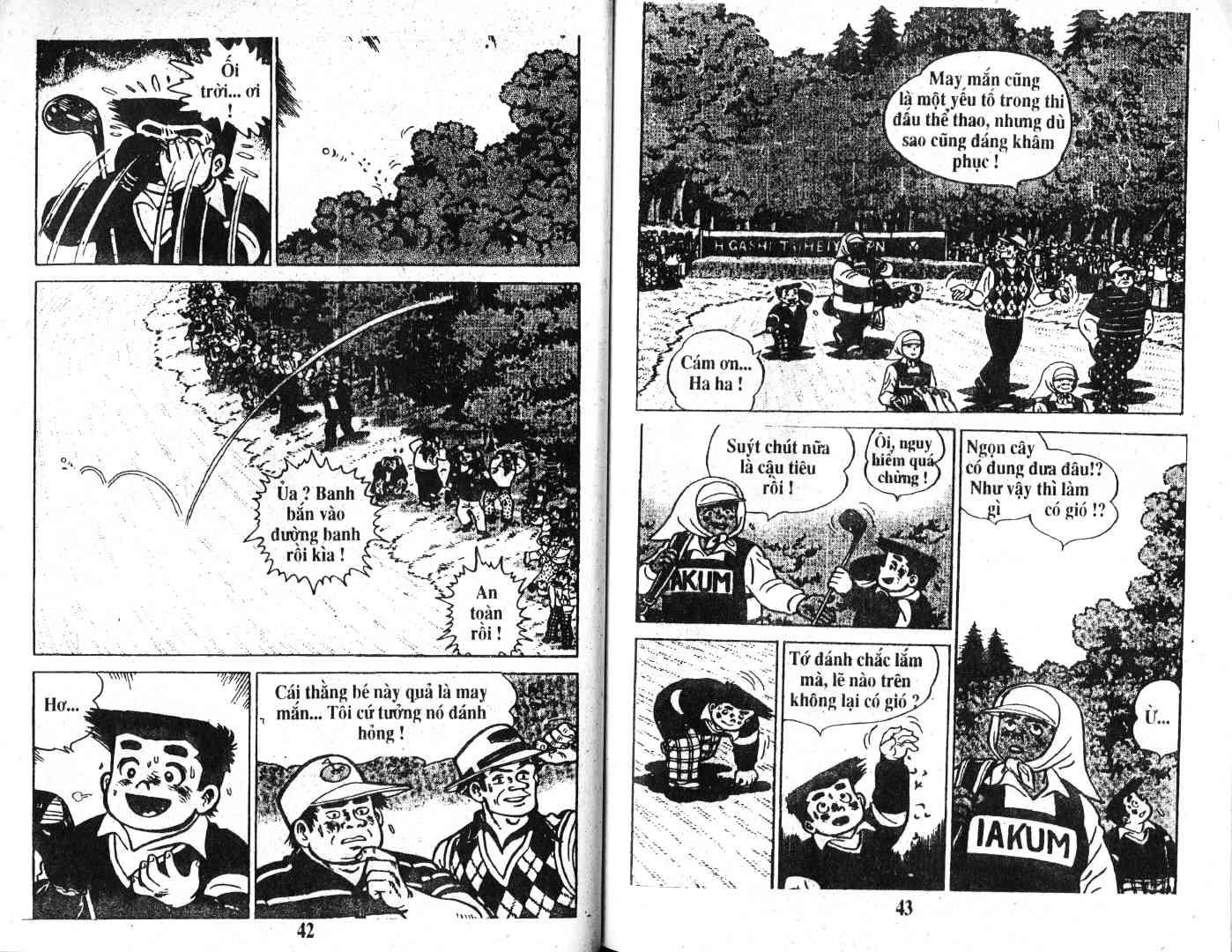 Ashita Tenki ni Naare chapter 40 trang 19