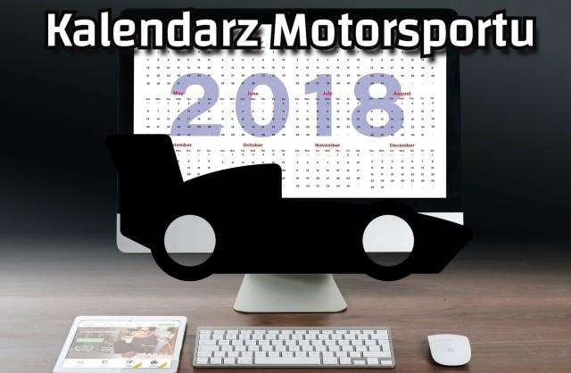 Kalendarz sportów motorowych
