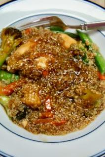 Chicken Teriyaki Casserole: Savory Sweet and Satisfying