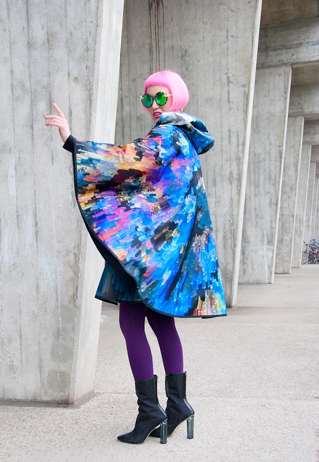 raincape, maxjenny, fashionblogger