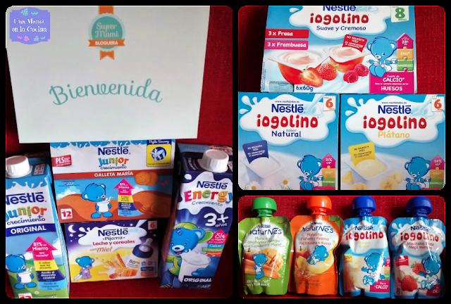 Iogolino Naturnes Leche crecimiento Nestle supermamibloguera