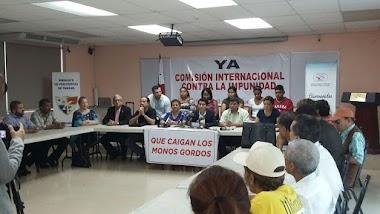 CGTP en Conjunto con ONG´s de la Sociedad Civil inician recolecta de firmas para pedir creación de comisión independiente