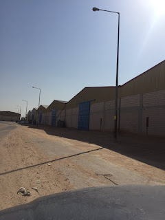 بناء هناجر الرياض