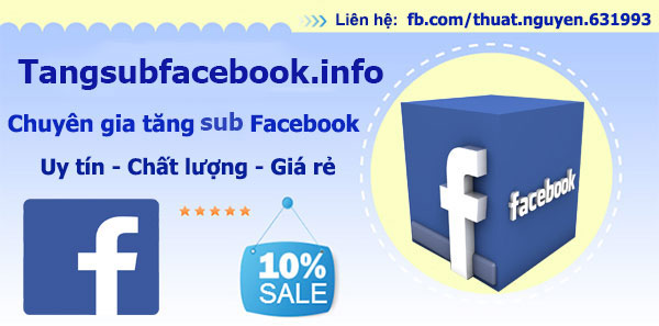 cach tang luot theo dõi tren facebook