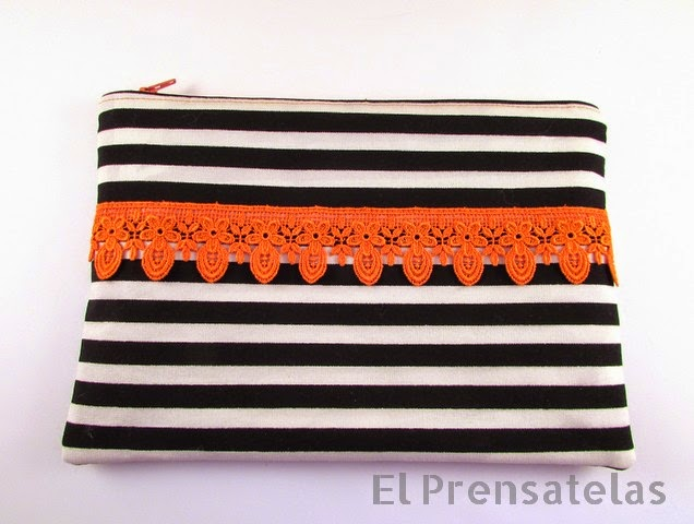 Tutorial cartera de mano