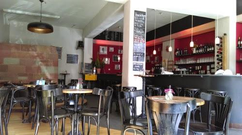 Cafés mit WLAN in Nürnberg: das Ludwigs.