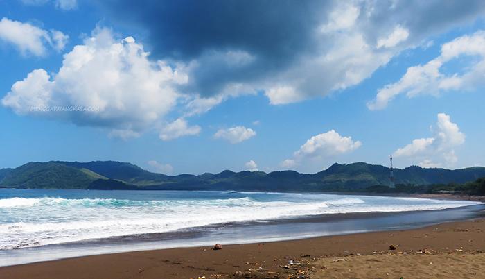 Pantai Payangan Sebelah Barat