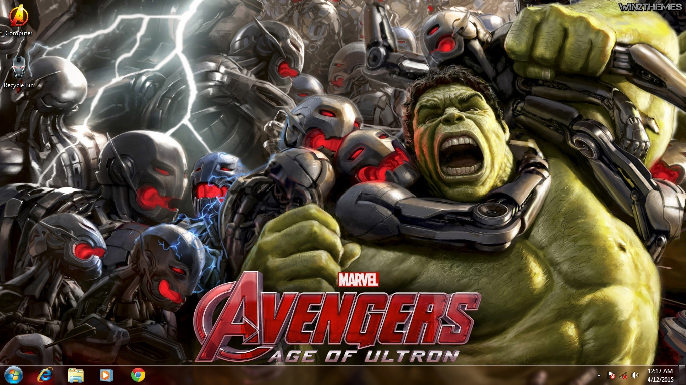 Avengers infinity war theme for windows 7 download