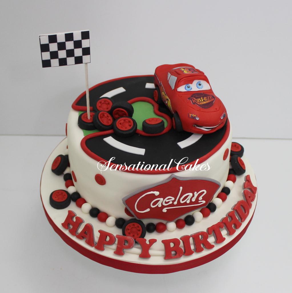 Mcqueen D Cake Singapore