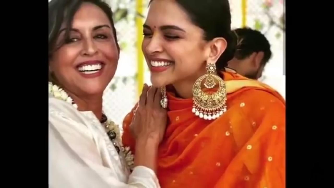 Ranveer Singh and Deepika Padukone's wedding photos ...