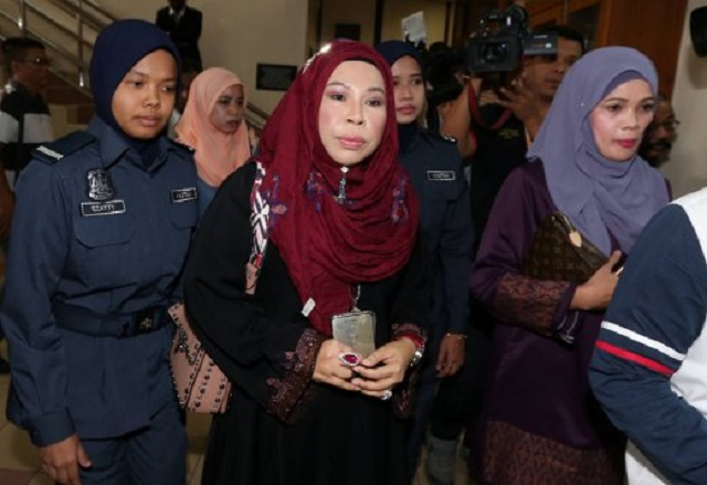 Kerana GST, Datuk Seri Vida Didenda RM80,000