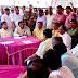 सांसद के जनकपुरी पहुँचते ही अधिकारियों के विकास कार्यो की समिति ने खोली पोल