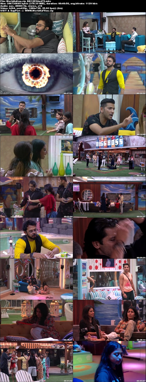 Bigg Boss 12 Episode 54 09 November 2018 720p WEBRip 400Mb x264 world4ufree.fun tv show Episode 54 09 november 2018 world4ufree.fun 300mb 250mb 300mb compressed small size free download or watch online at world4ufree.fun