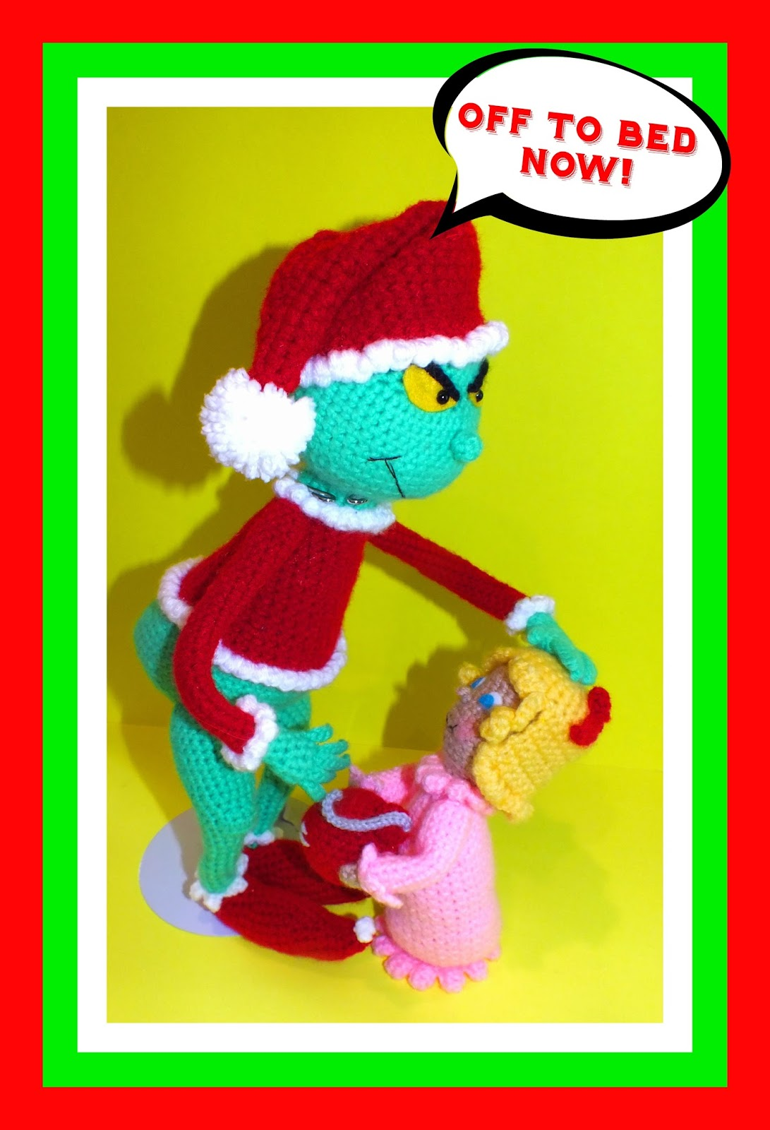 crochet christmas chair covers constance side chairs connie 39s spot crocheting crafting creating