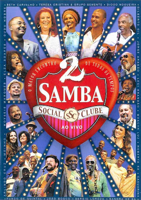 Baixar Torrent O Melhor do Samba Social Clube - Ao Vivo Download Grátis