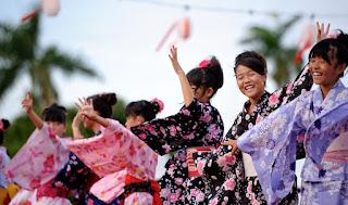 Liburan Musim Panas Di Jepang