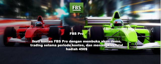 Kontes Akun Demo FBS