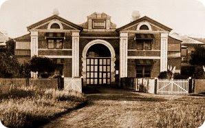 Stewart Creek Prison, Townsville, 1914. (SLQ)