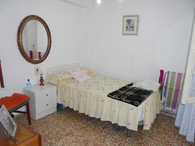 piso en venta calle sagasta castellon dormitorio