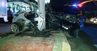 Accidentes de tránsito cobran nuevas víctimas en diciembre