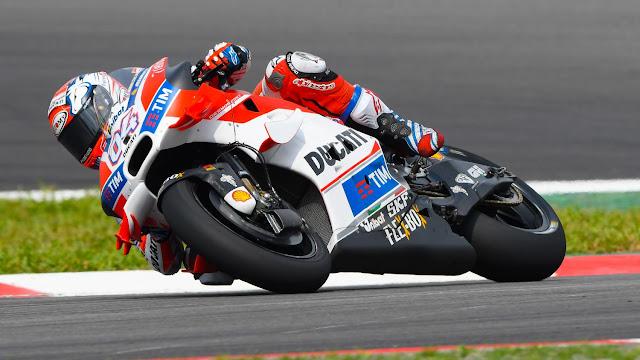 berita motogp Hasil MotoGP Sepang Malaysia : Dovizioso menang dibawah hujan