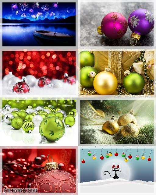 Fondos navideños en HD