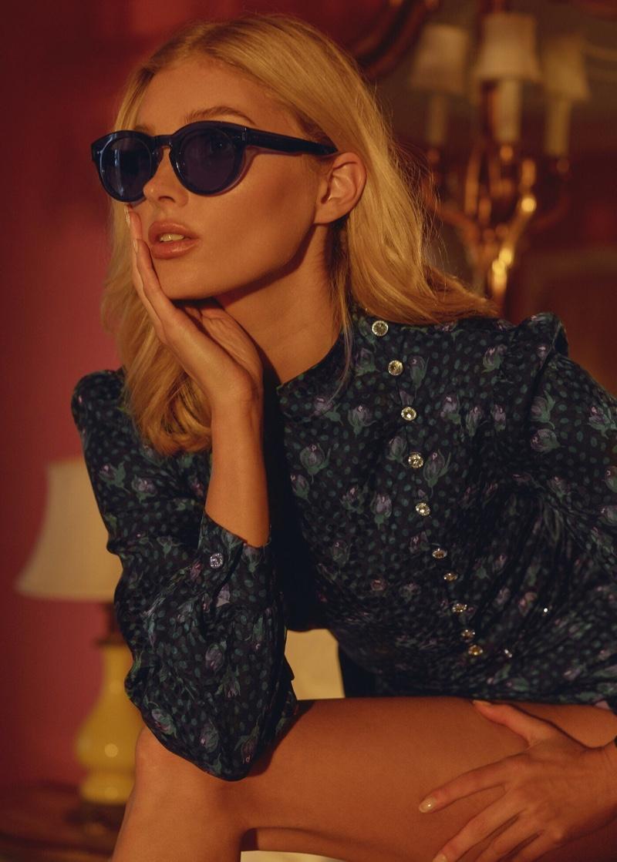 Chimi Eyewear Campaign featuring Elsa Hosk