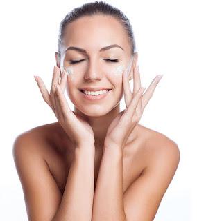 Scrubbing your skin