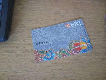 Biaya Admin Kartu ATM BNI